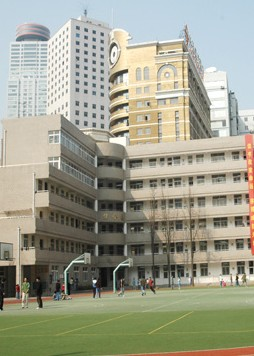南京市第三高级中学南京市第三高级中学校园风光