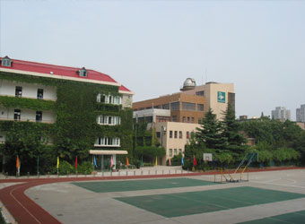 上海市民办风范中学上海市民办风范中学校园风光