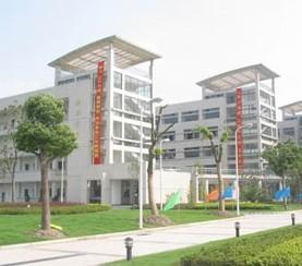 上海大学附属中学上海大学附属中学校园风光