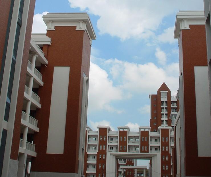 广州市第一中学广州市第一中学校园相片