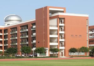 广州市铁一中学广州市铁一中学校园相片