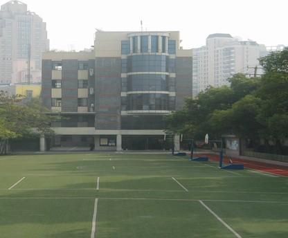 虹口区第三中心小学校园风景|虹口区第三中心小学排名