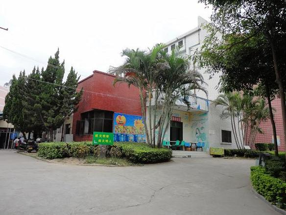 城厢区城南中学城厢区城南中学校园相片