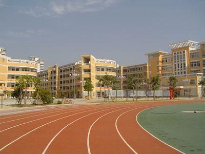 城厢区沟头私立中学城厢区沟头私立中学校园相片