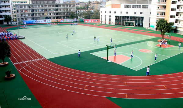 三明市第二中学三明市第二中学校园相片