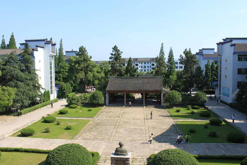 新僑中學校園風景|新僑中學排名,風景,地址-院校風景