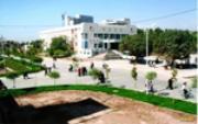 喀什师范学院  校园一角