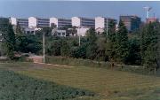湖南农业大学  校园一角