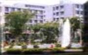 广州中医药大学  校园一角