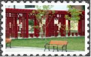黑龙江工程学院  校园一角