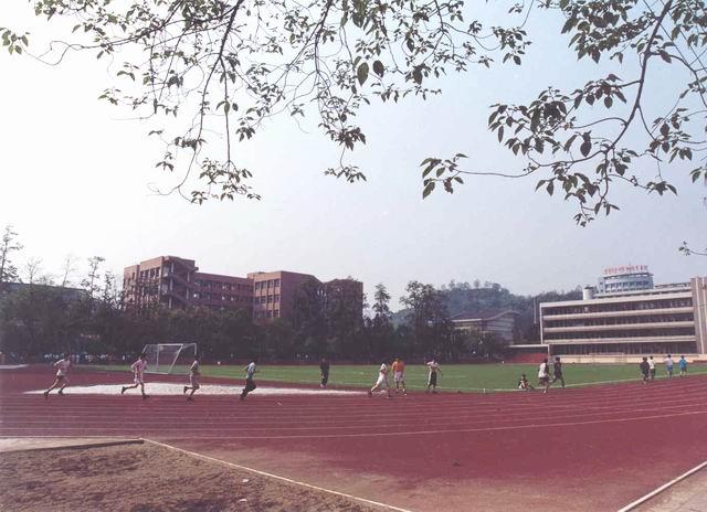 贵州师范大学塑胶运动场