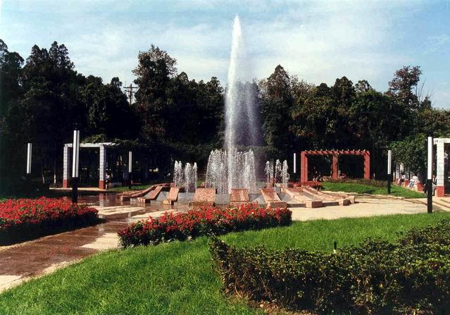 贵州师范大学休闲花园