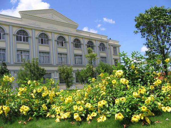 广西东方外语职业学院wai2