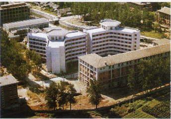 清华大学学生区