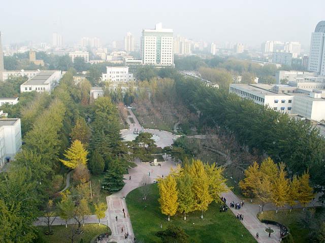 北京理工大学校园风景|北京理工大学教务处
