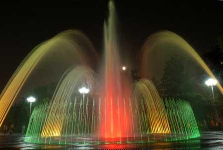 中国人民大学水池