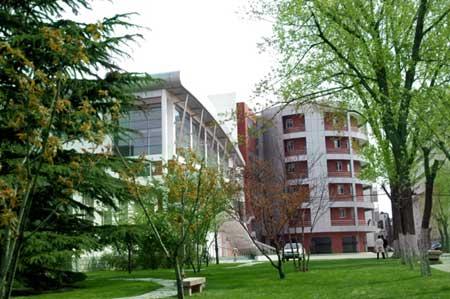 中国人民大学楼