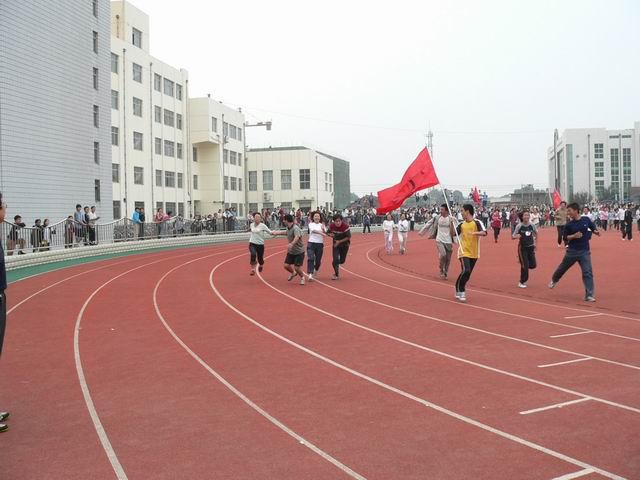 沧州市第一中学校园风景 沧州市第一中学排名,风景,地址