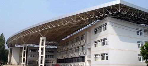 北京科技大学北区综合教学楼