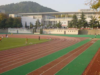 北京科技大学锻炼身体的好地方