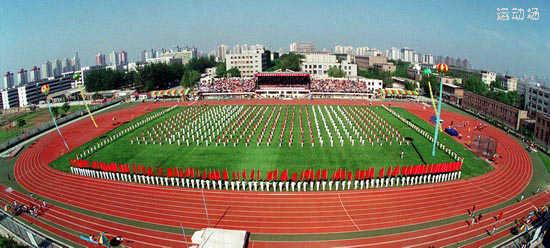 北京工业大学校园风景 北京工业大学教务处,风景,地址图片