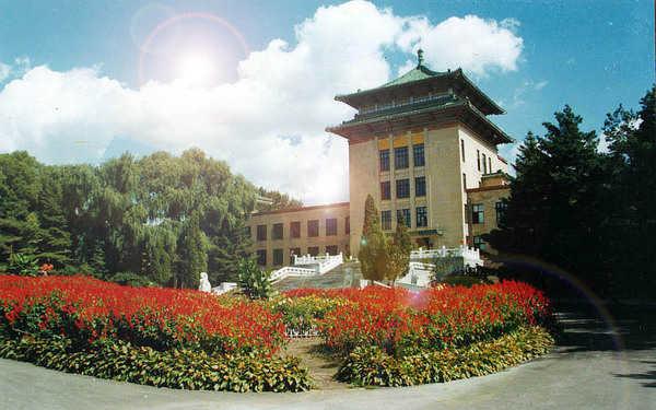 吉林农业大学校园风景|吉林农业大学教务处