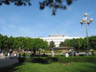 中国政法大学校园风景 中国政法大学教务处,风景,地址 -中国政法大