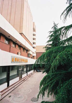 中国传媒大学视听中心前