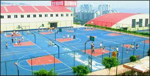重庆海联职业技术学院guangchang