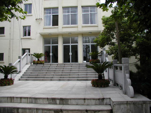 江苏大学动力楼