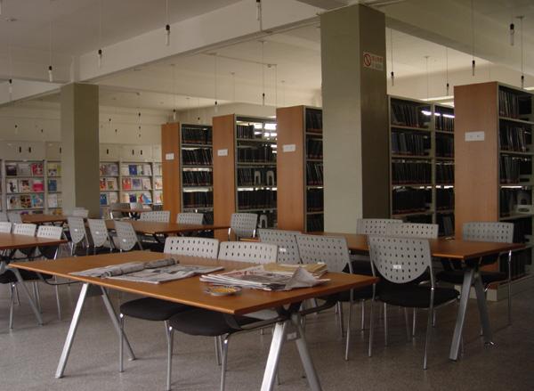 中央戏剧学院图书馆