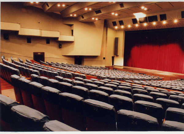中央戏剧学院学院剧场2