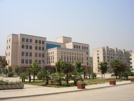 陕西省建筑工程总公司职工大学2