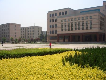 陕西省建筑工程总公司职工大学1