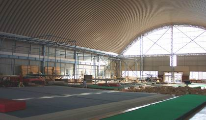 云南体育运动职业技术学院校园风景 云南体育运动职业技术学院教务