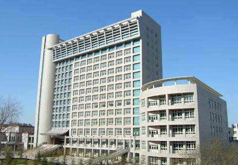 西安石油大学实训大楼