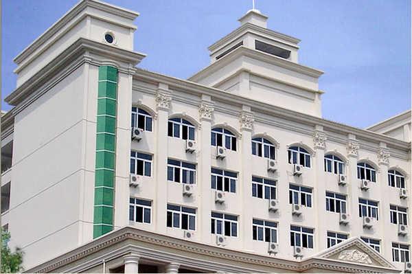 重庆市江北中学校园风景|重庆市江北中学排名,风景