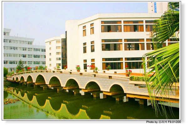 广西财经学院10