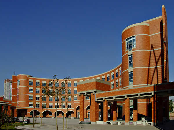 天津市聋哑学校校园风景 天津市聋哑学校排名,风景,地址