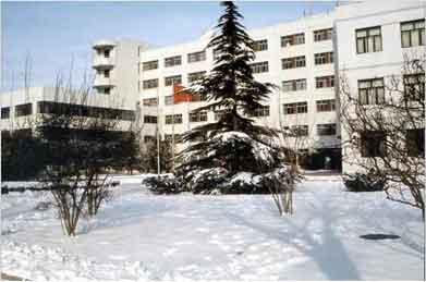 北京市经济管理干部学院校园风景|北京市经济管理干部