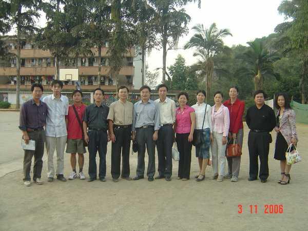 柳州师范高等专科学校校园风景 柳州师范高等专科学校教务处,风景,