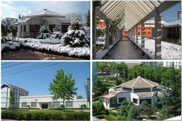 北京中山学院校园风景 北京中山学院教务处,风景,地址