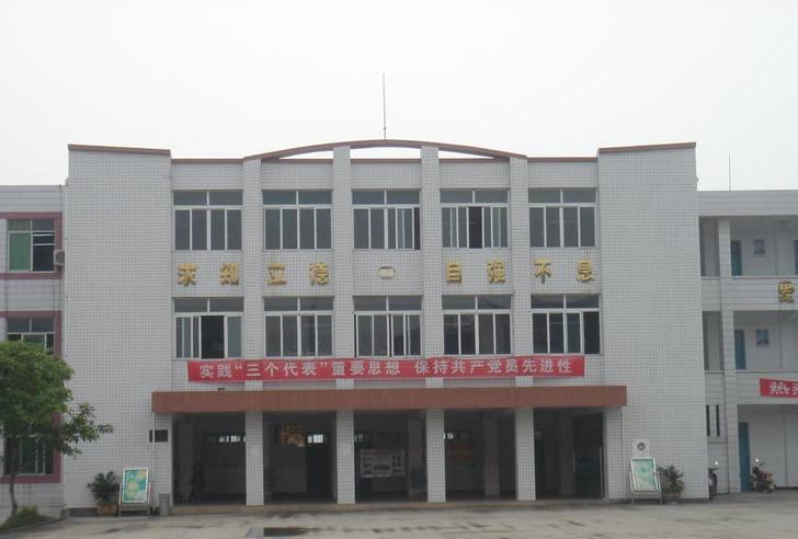 解放军重庆通信学院 建水县第六中学