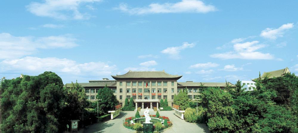 甘肃中医学院xueyuantu