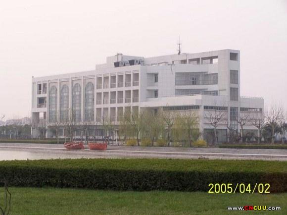 上海对外贸易学院04