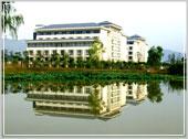 南京审计学院  校园一角