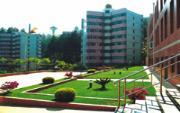 贵州财经大学  校园一角