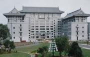 哈尔滨工程大学  校园一角