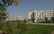 西安工业大学           校园景色