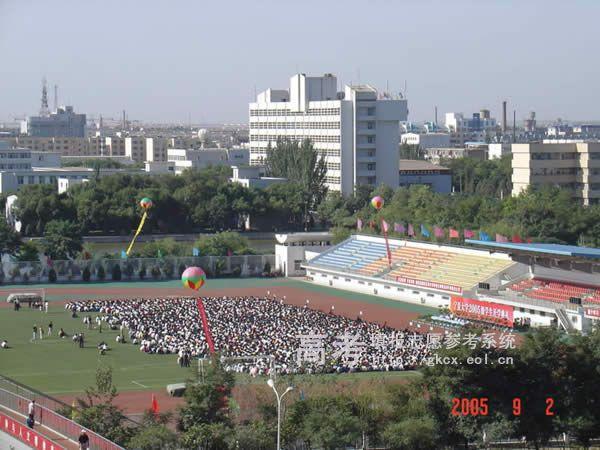 宁夏大学校园风景 宁夏大学教务处,风景,地址图片